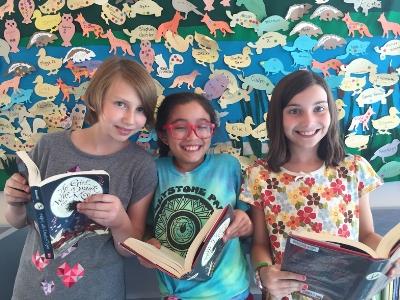 Helen, Zoe and Kelly from Woodbridge, Virginia