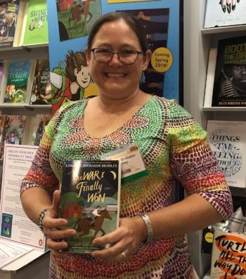 Writer  Kimberly Brubaker Bradley