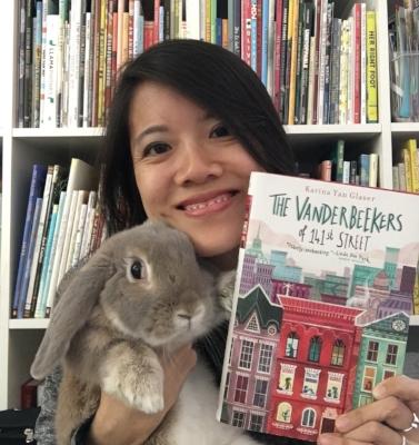 Writer  Karina Yan Glaser