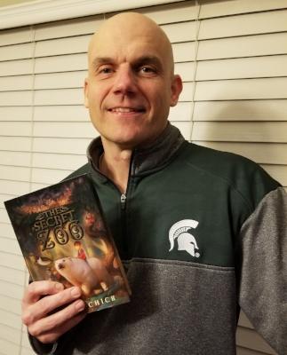 Writer  Bryan Chick
