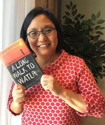 Writer  Linda Sue Park