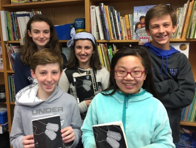 Virginia, William, Lara, Leila, and Henry from McLean, Virginia