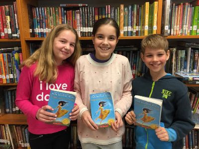 Esperanza Rising readers