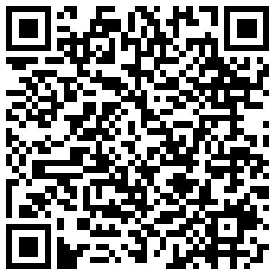 """QR for """"The First Rule of Punk"""""""