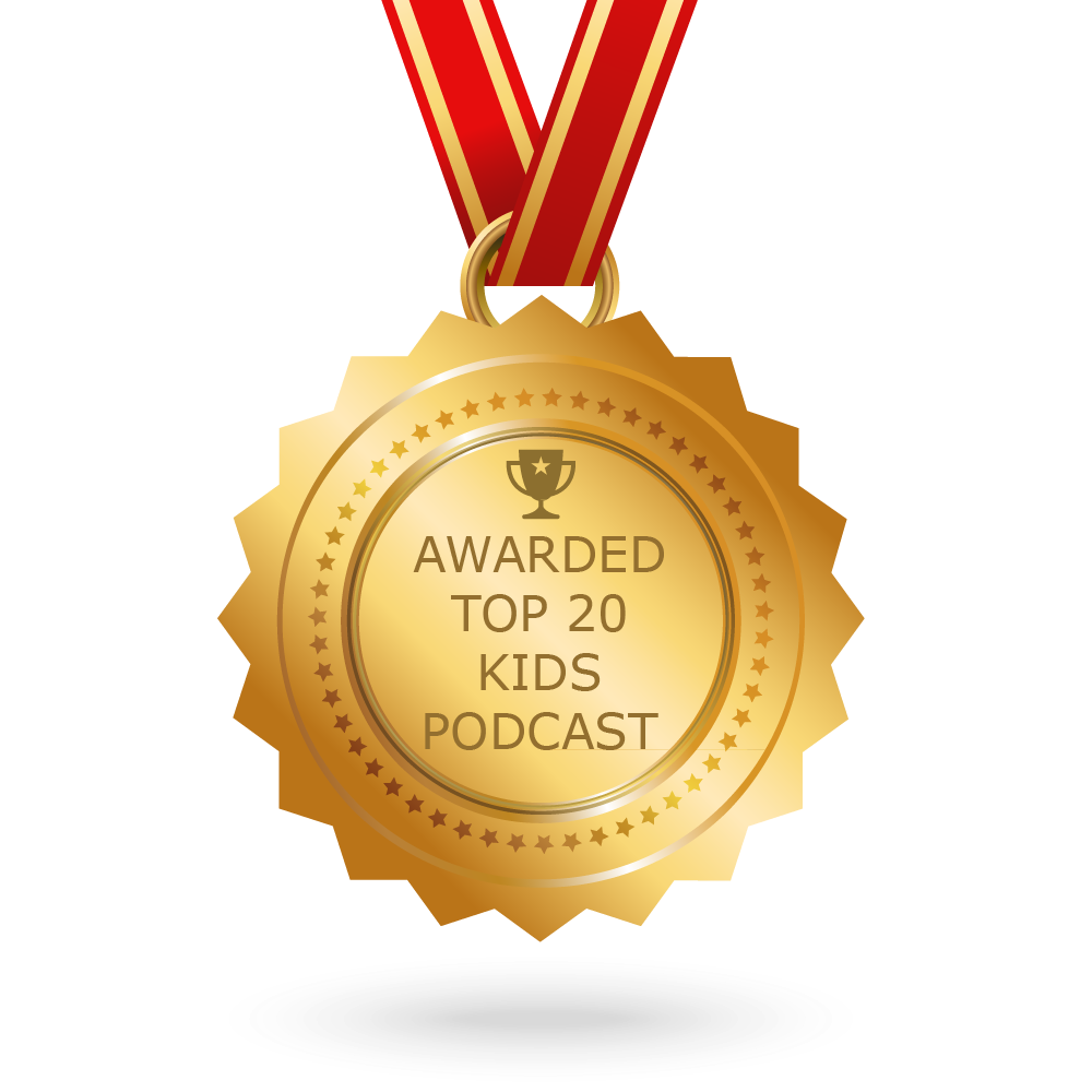 One of top 20 Kids Podcasts - Feedspot! -