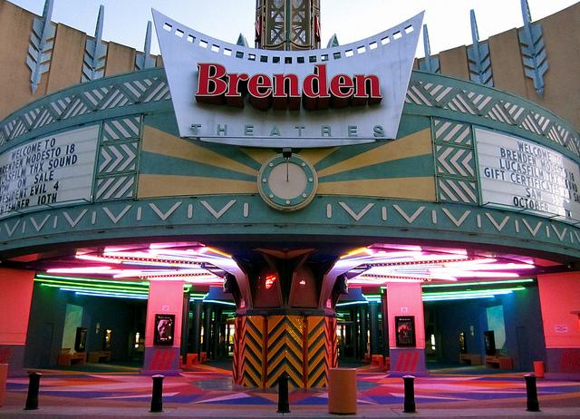 Brenden Theatre  Modesto, CA