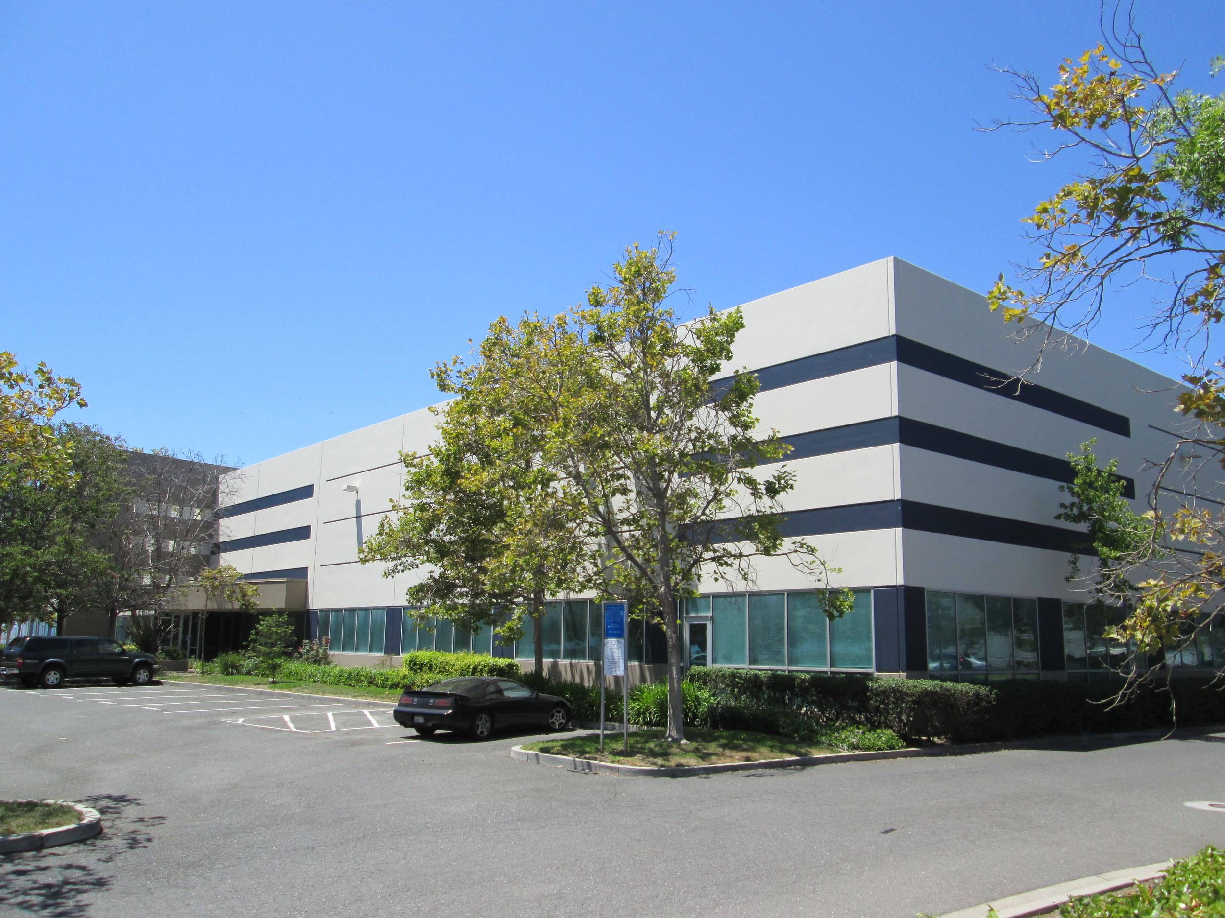 Mowry Industrial Complex  Newark, CA