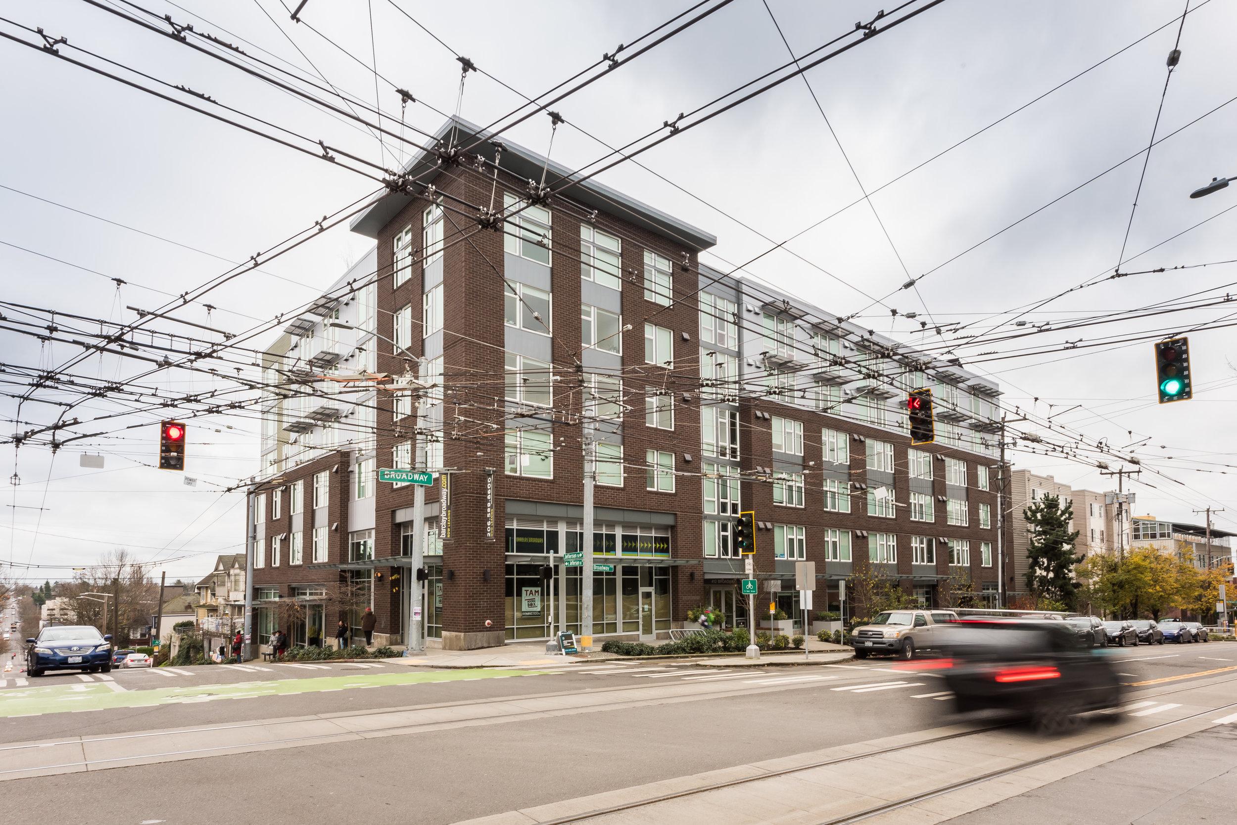 Barclay on Broadway Apartments  Seattle, WA