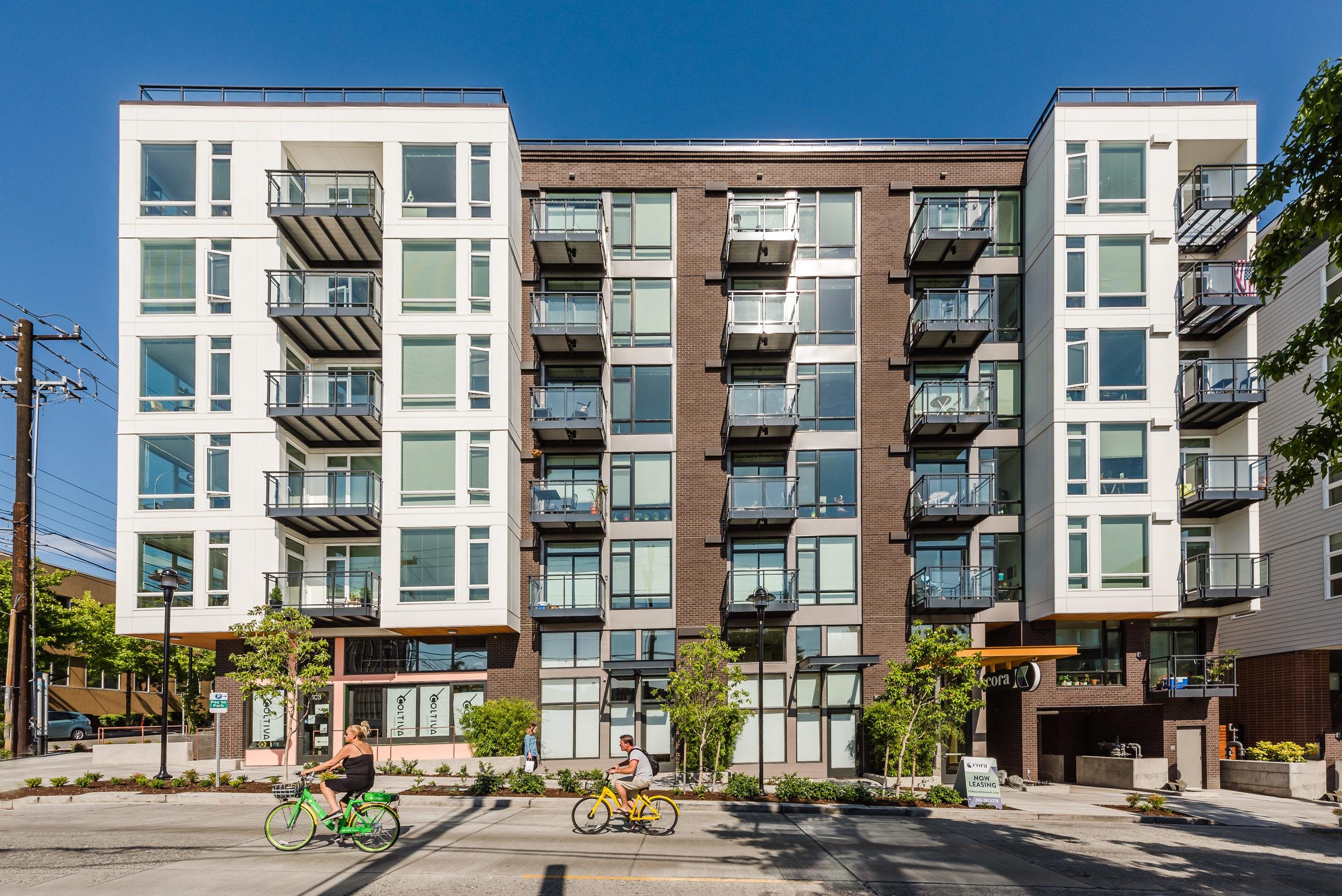 Cora Apartments  Seattle, WA