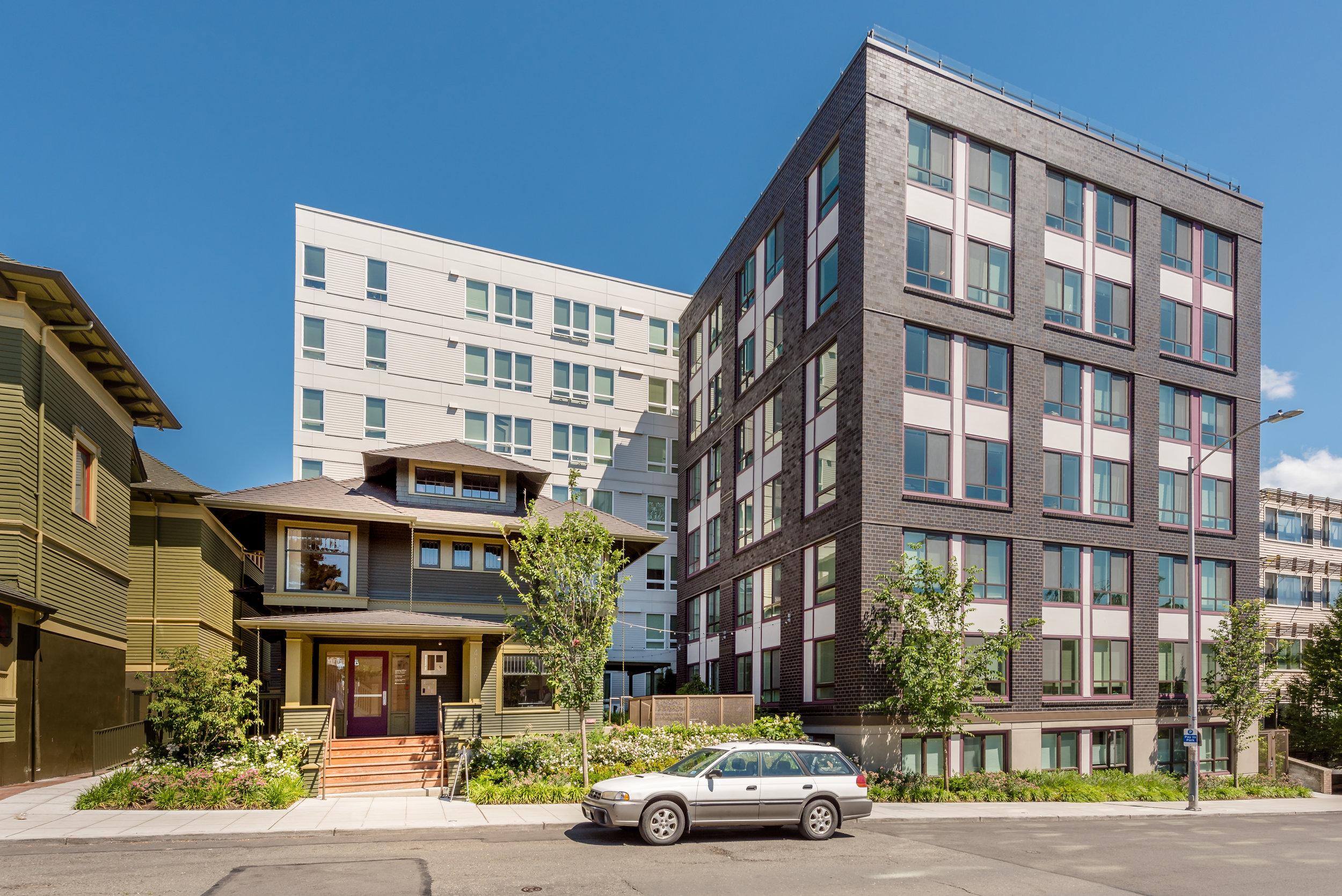 Parsonage Apartments  Seattle, WA