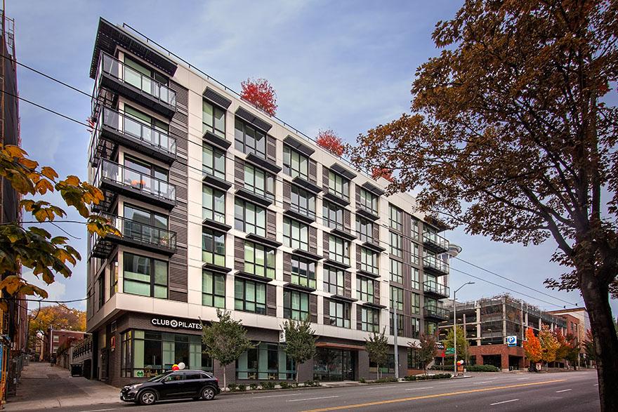 Clarendon Apartments  Seattle, WA