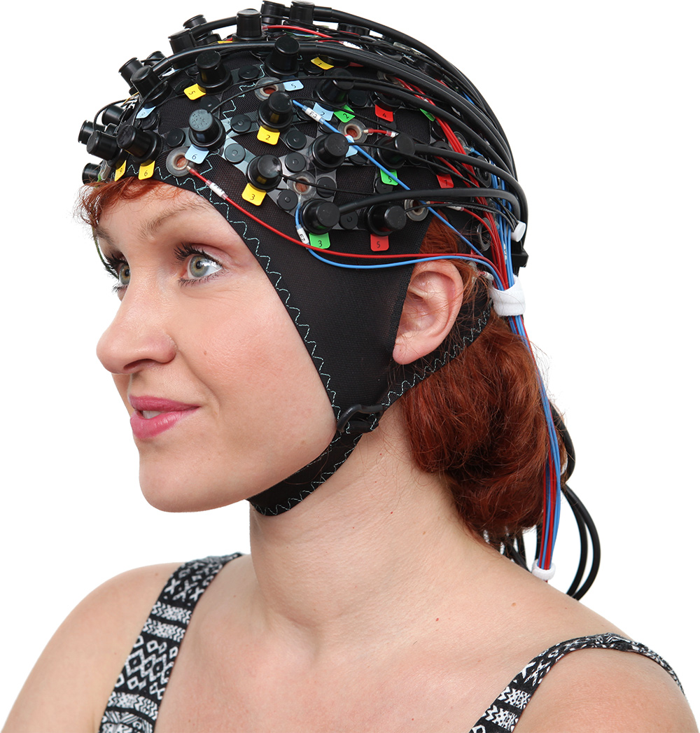 An integrated fNIRS/EEG head cap