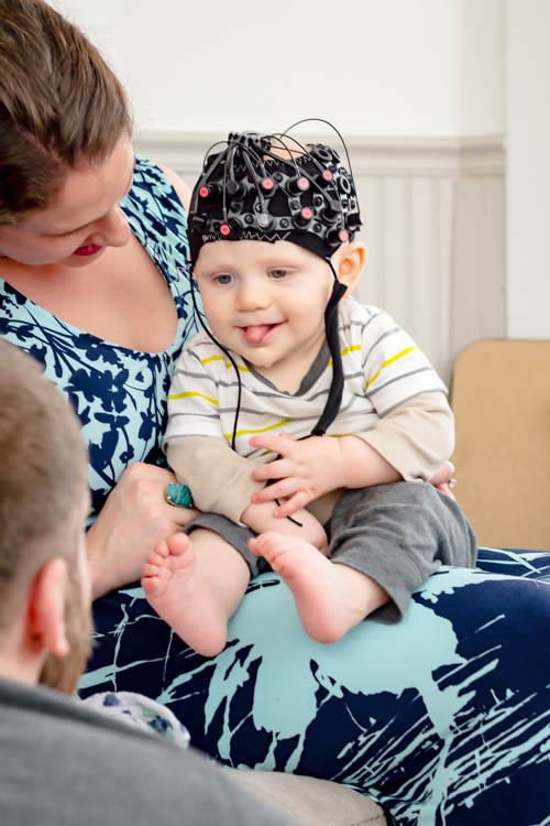 Child & Infant Studies in NIRS | fNIRS Recording Systems & Devices
