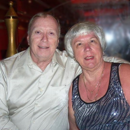 Ed & Hilda Purvis