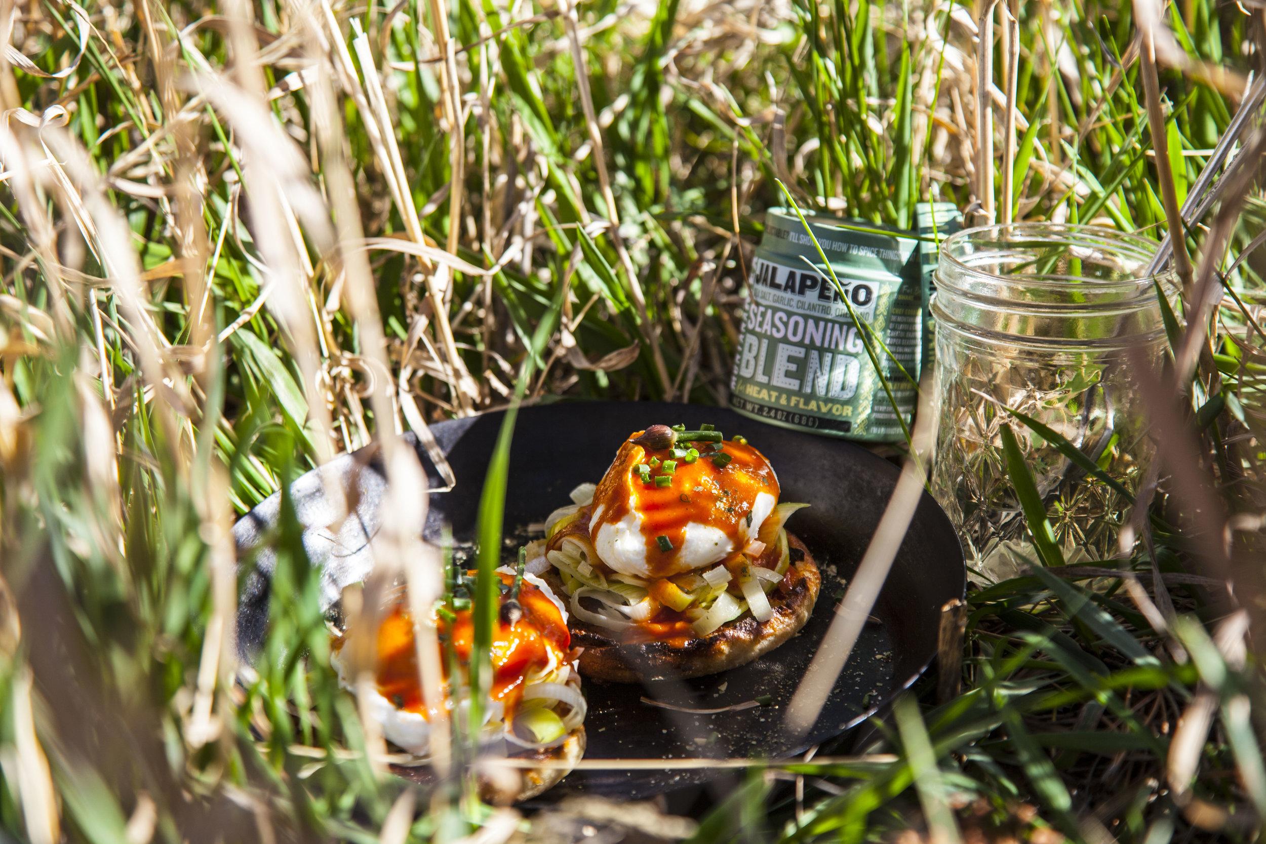 Eggs Benedict Montana Style