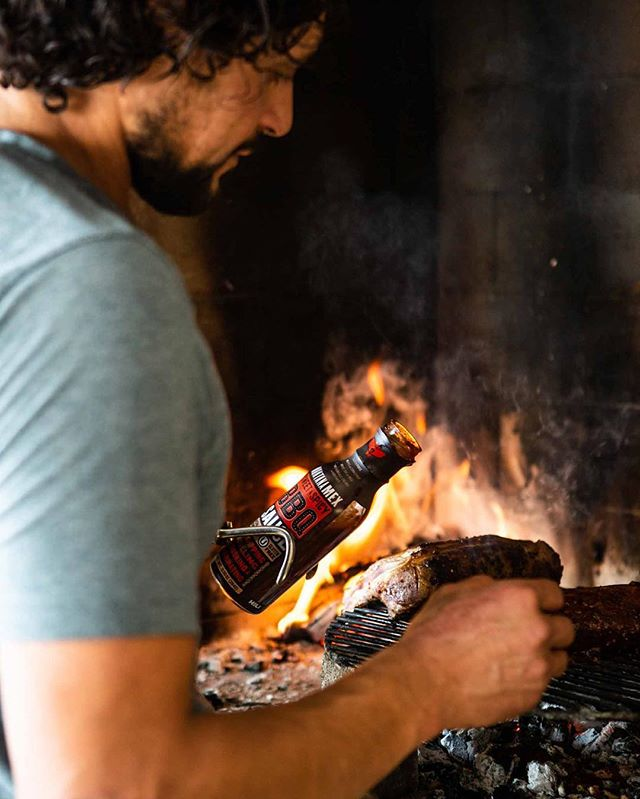Light a 🔥 and cook your ❤️heart out  Cook for someone this weekend  Give yourself up to the unknown Trust the process ⚡️👨🏽🍳⚡️ Tag the lucky ducks you roll your sleeves up and cook with!