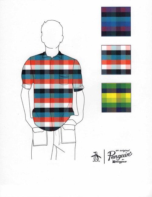 Adobe Illustrator: Flat Sketches/Print Design