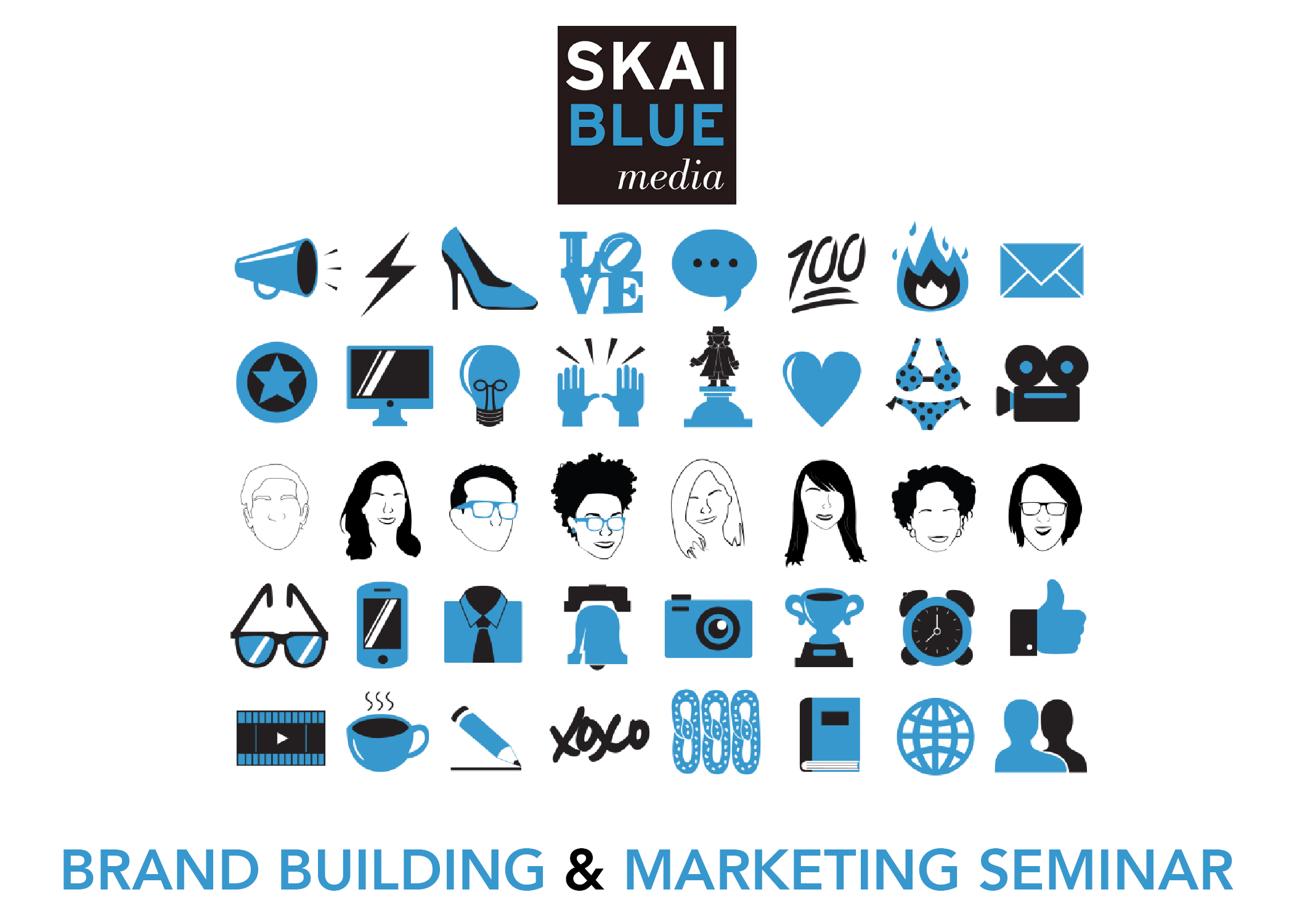 Creating a solid brand story is one of the most important things a new company will do. How do you get your product and message to your customer? Learn the tricks of the trade in Marketing and Brand Building from Javier Alonzo,  Skai Blue Media 's Creative Director.  Thursday, February 15th 6:30-8:30pm @Made Institute 448 N 10th Street #501 Philadelphia, PA 19123