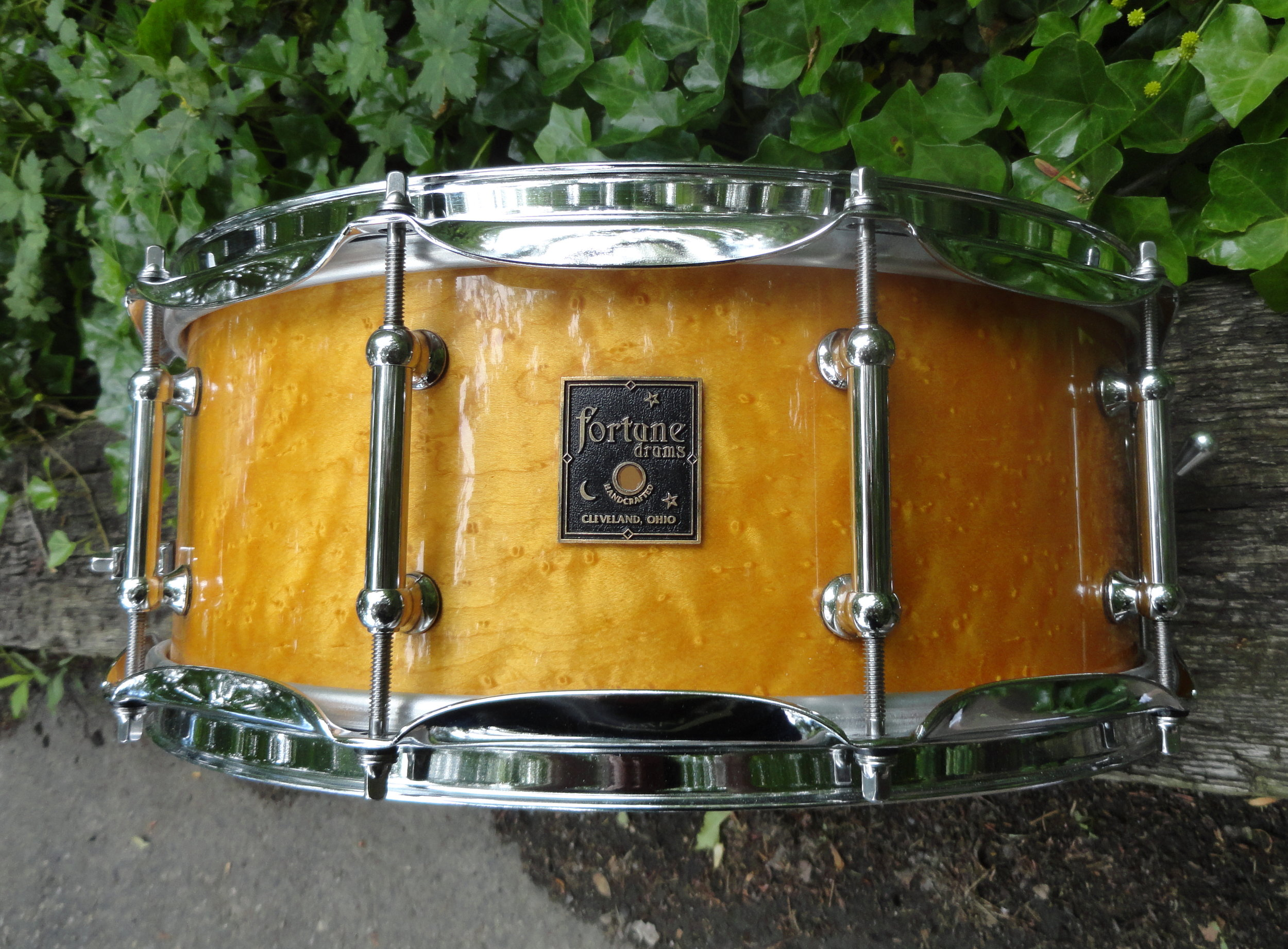 Birdseye Maple Snare