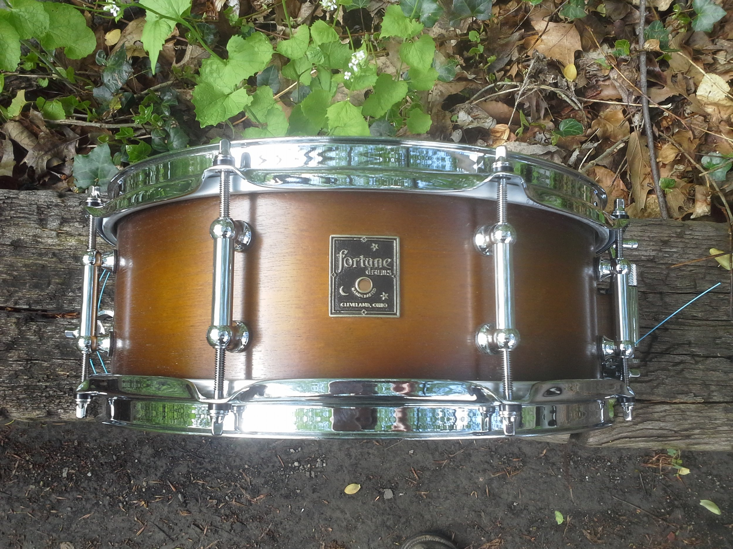 10 ply Birch Caramel Burst in 5 x 13""