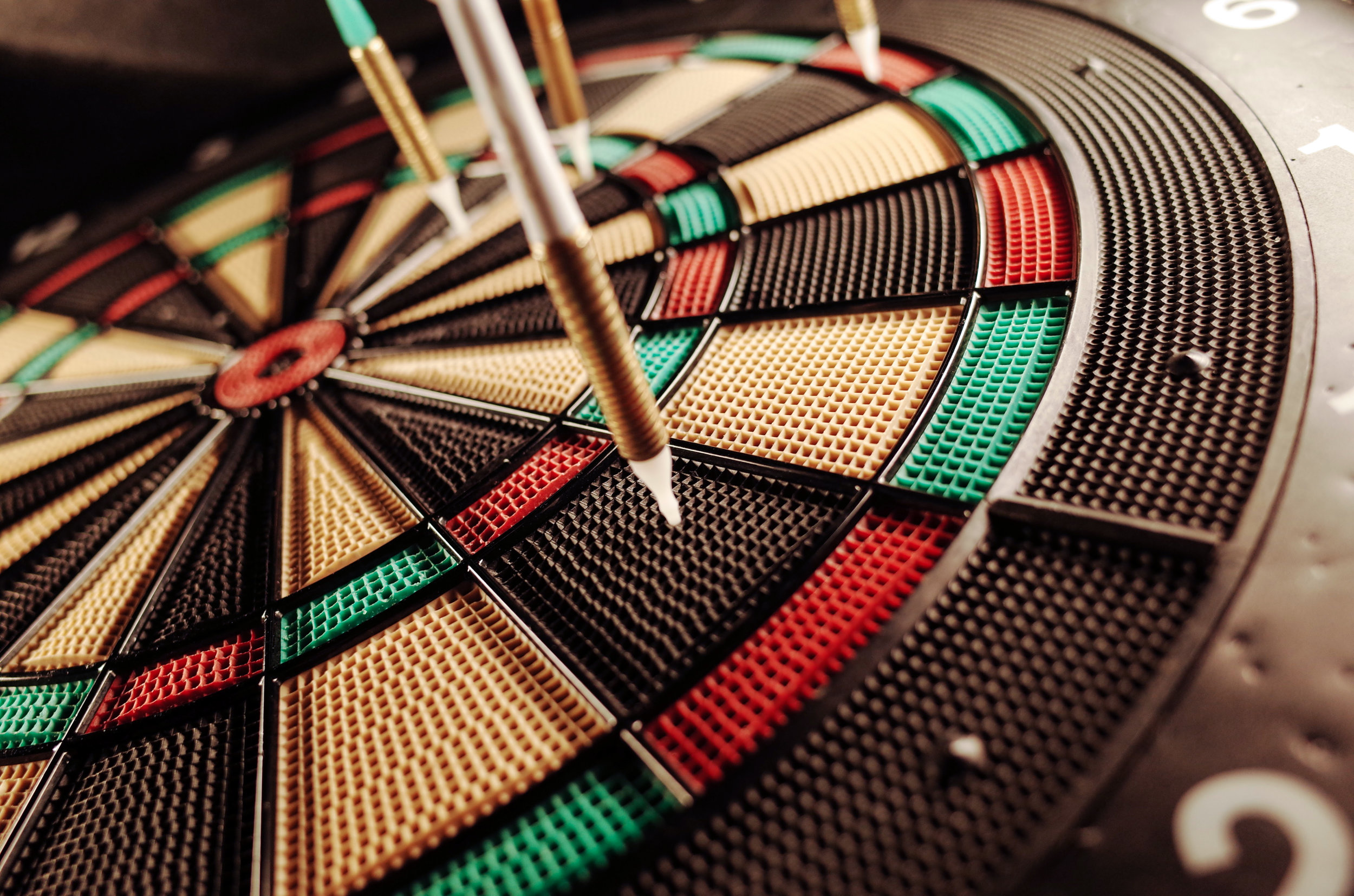 Ideal customer profiles - the opposite of throwing darts and seeing what sticks