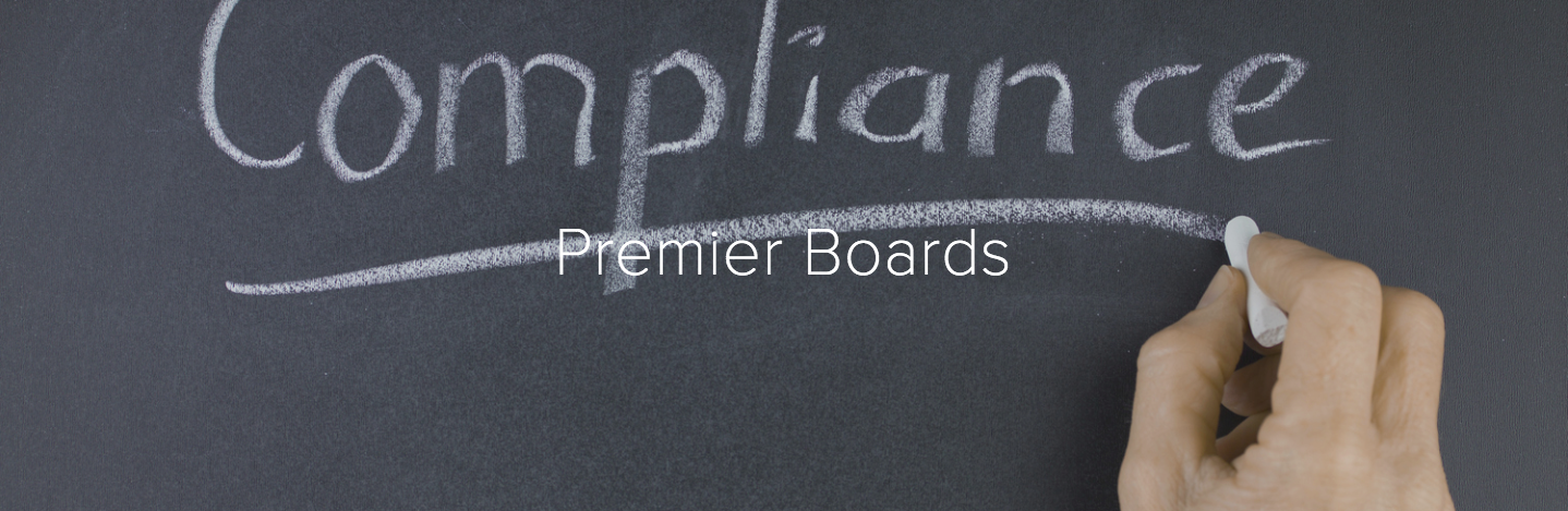 Premier Boards enables real time compliance and easy implementation of good governance for Boards of Directors.