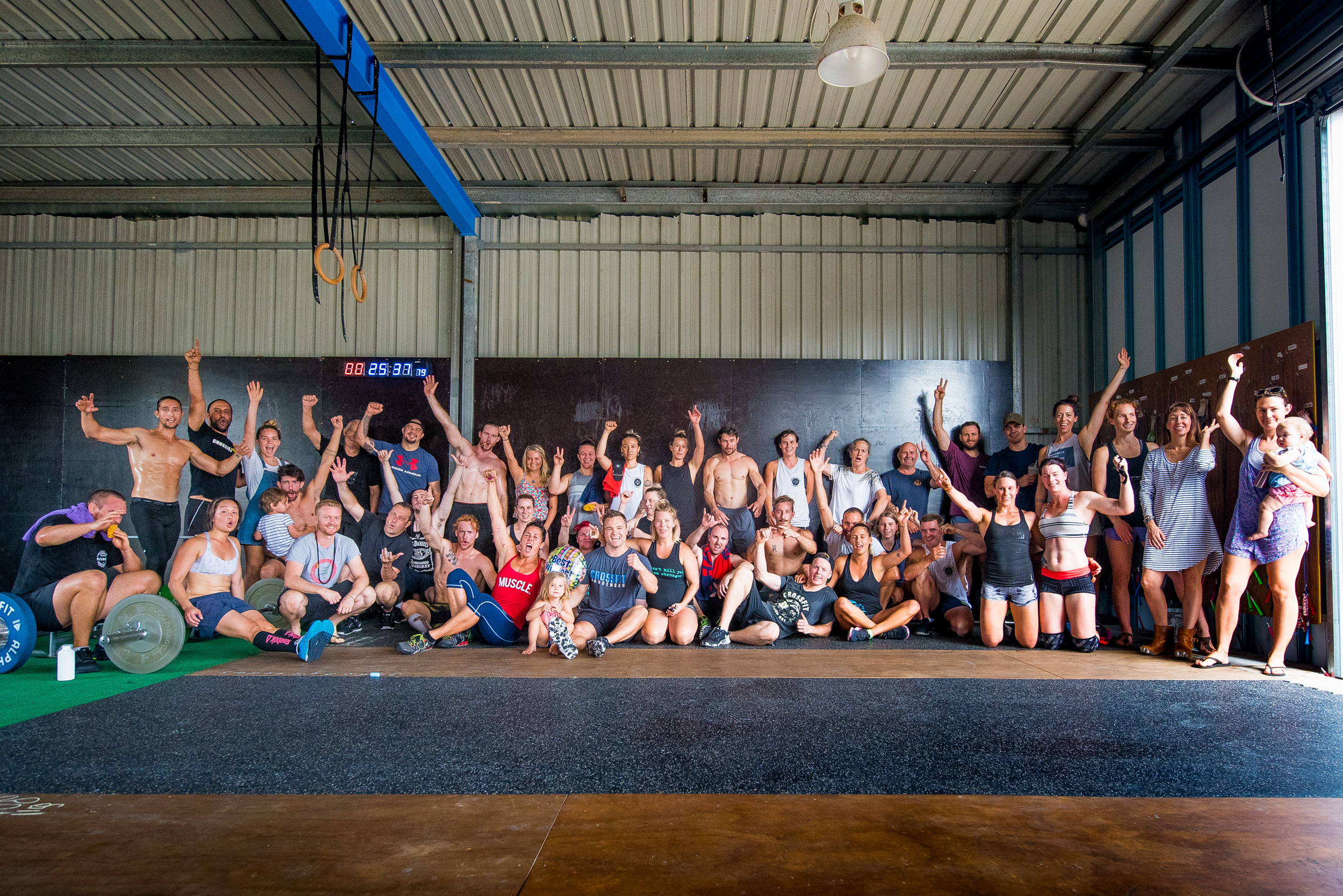 Welcome to Byron Bay's biggest fitness community