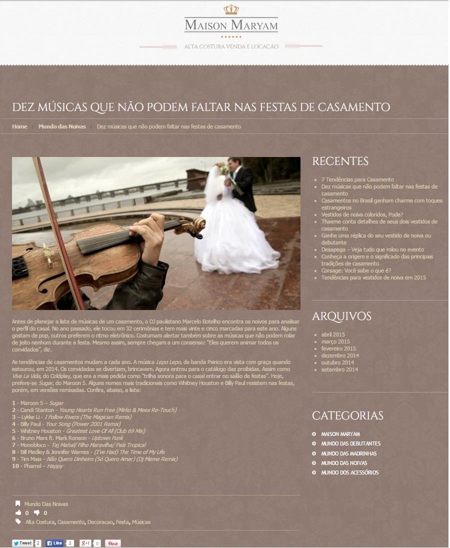 MAISON MARYAM - DEZ MÚSICAS QUE NÃO PODE FALTAR NAS FESTAS DE CASAMENTO - 30.04.jpg