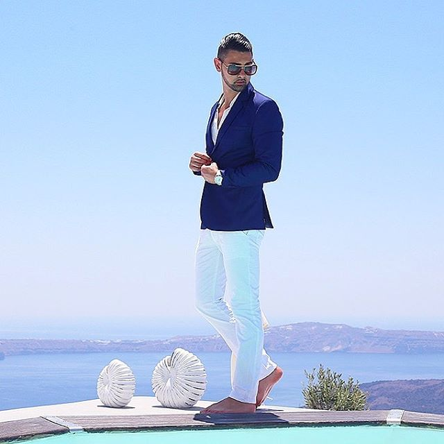 Yia'sas Santorini 📍🇬🇷 complete outfit by Swuav'e available to purchase via . Swuave.com Shipping Worldwide . #island #Greek #Santorini #Greece #Swuave #SwuaveStyling #SantoriniSunset #SydneyFashionStyle