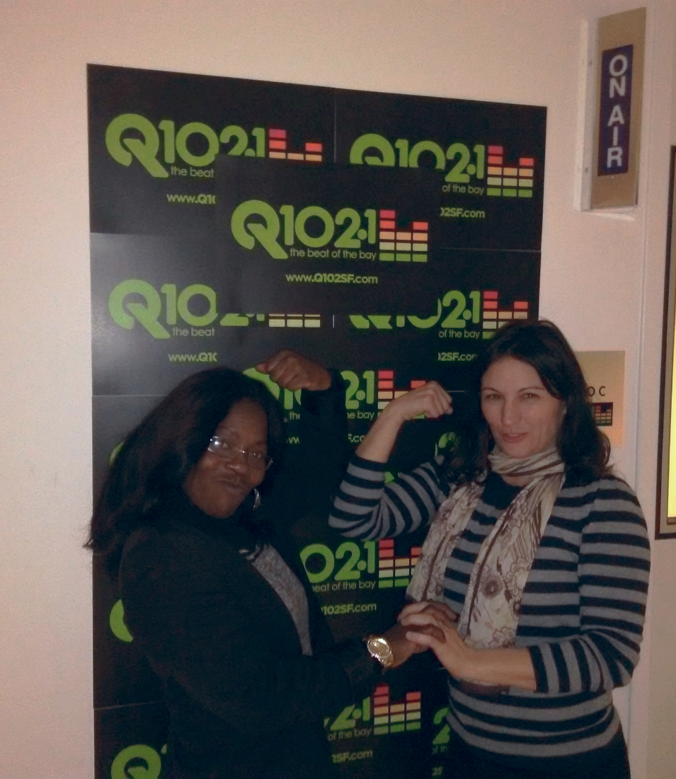 Listen NOW on SOUNDCLOUD!     Q102  &  Q - Munity Corner Q102.1 FM  gets real about sex trafficking in the Bay, interviews  Sheri Shuster  of  Still I Rise - The Film  +  Quintecia Young  of  Wearemaat, LLC