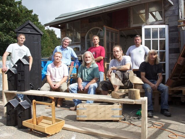 HOW WE STARTED - Harbor Designs started out life in 2006 as a social enterprise called Hastings and Bexhill Wood Recycling. We began by rescuing and recycling all types of wood and taking unskilled trainee craftsmen from a number of government-funded schemes. Today our workshop is in Hastings and we continue to rescue and reclaim wood to produce our bespoke, design-led furniture for commercial clients and private individuals across the UK and Europe.