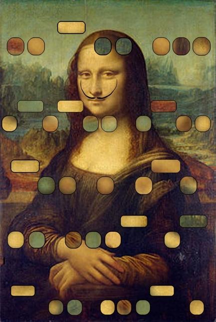 It's All Derivative, Mona Lisa as Dali