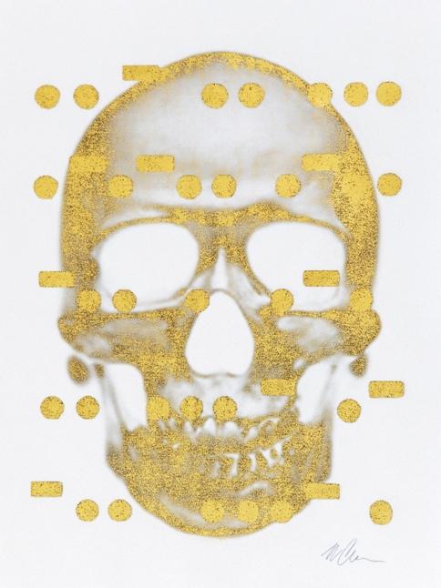 It's All Derivative, Skull in Negative