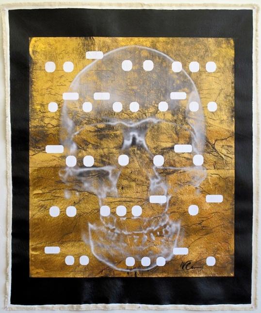 It's All Derivative, Skull, Light Gold