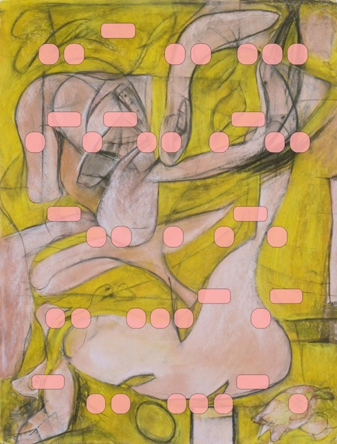 It's All Derivative, Dekooning's Pink Angels