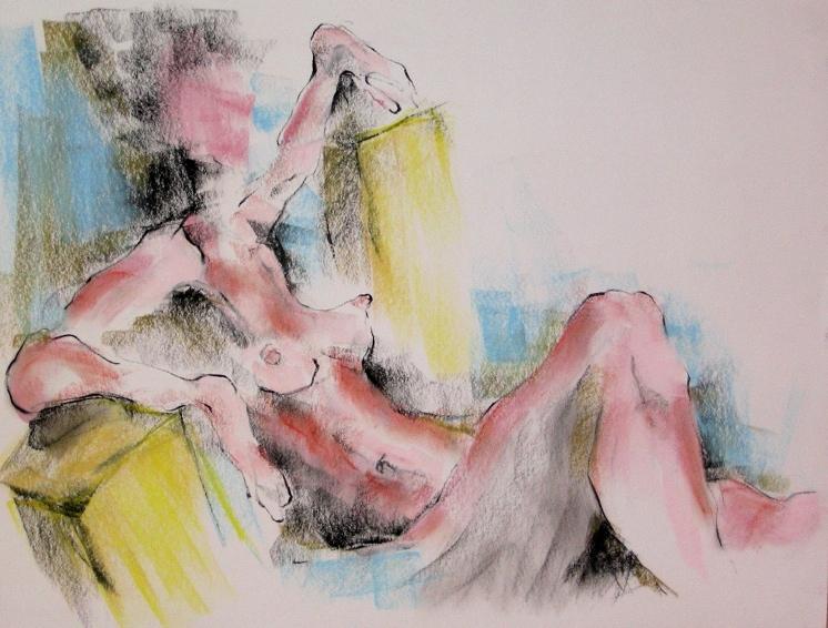 Supine Figure I
