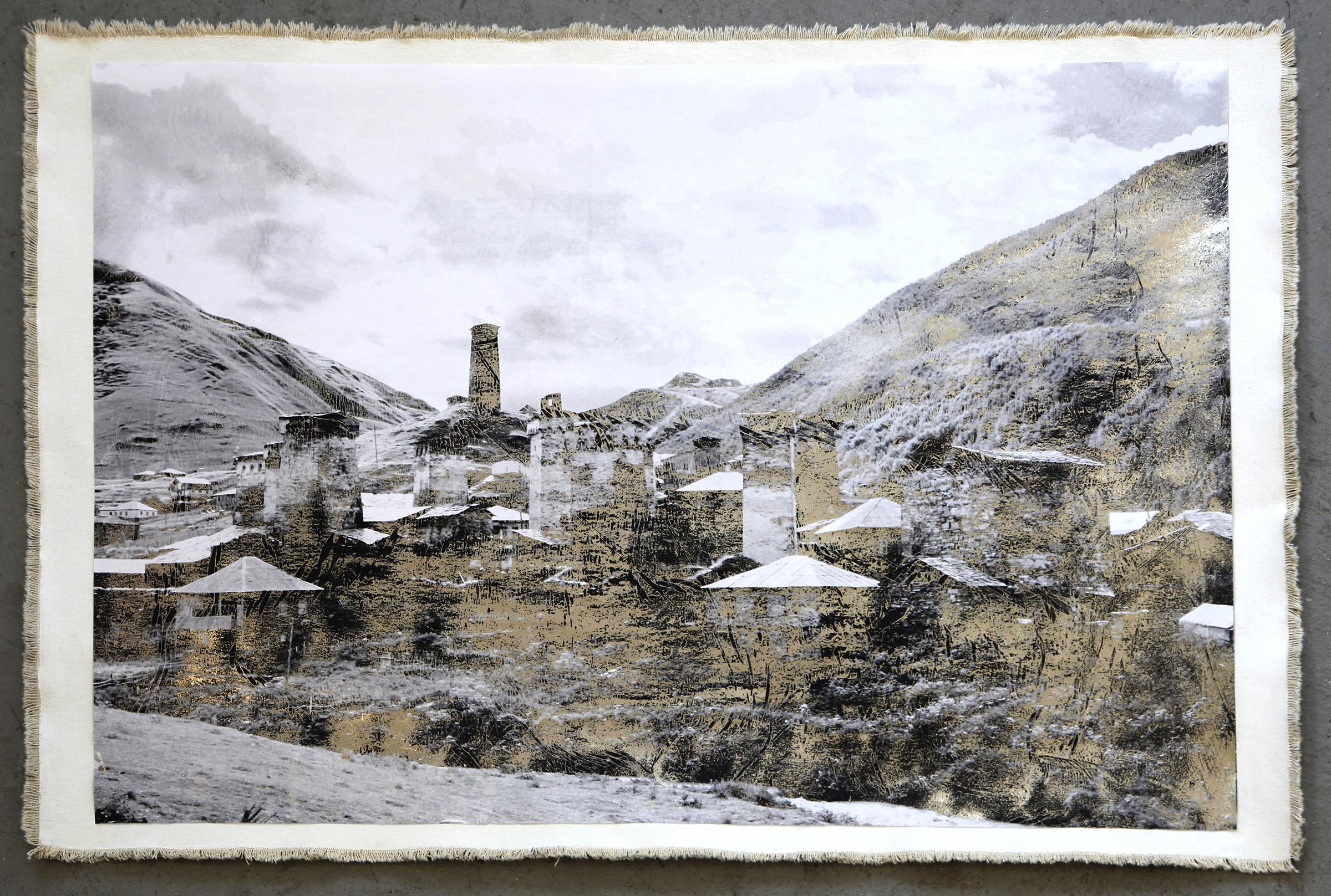 Ushguli Lower Village