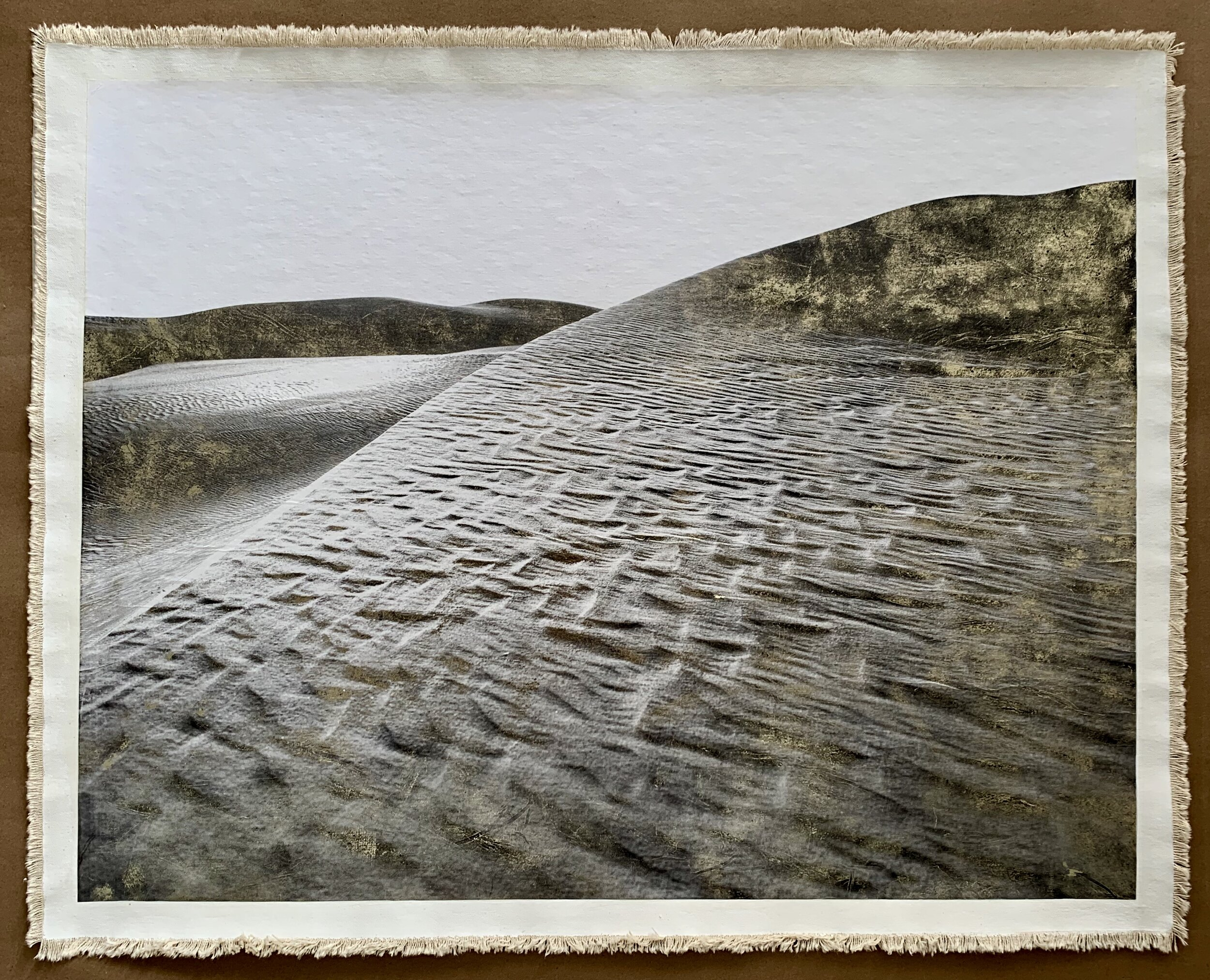 Egyptian Sand Dunes IV