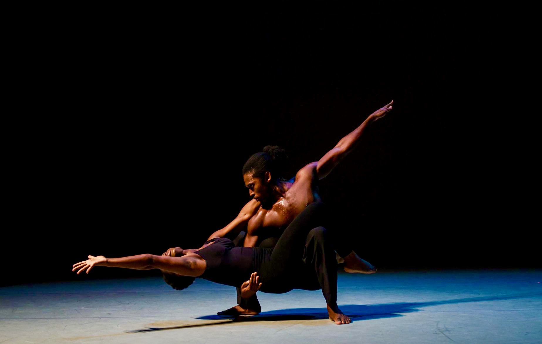 Motives & Thoughts - Choreographer: Jamal CallenderMusic: Max RichterDancers: 6