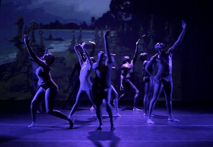 Paradise - Choreographer: John HunteMusic: CollageDancers: 8