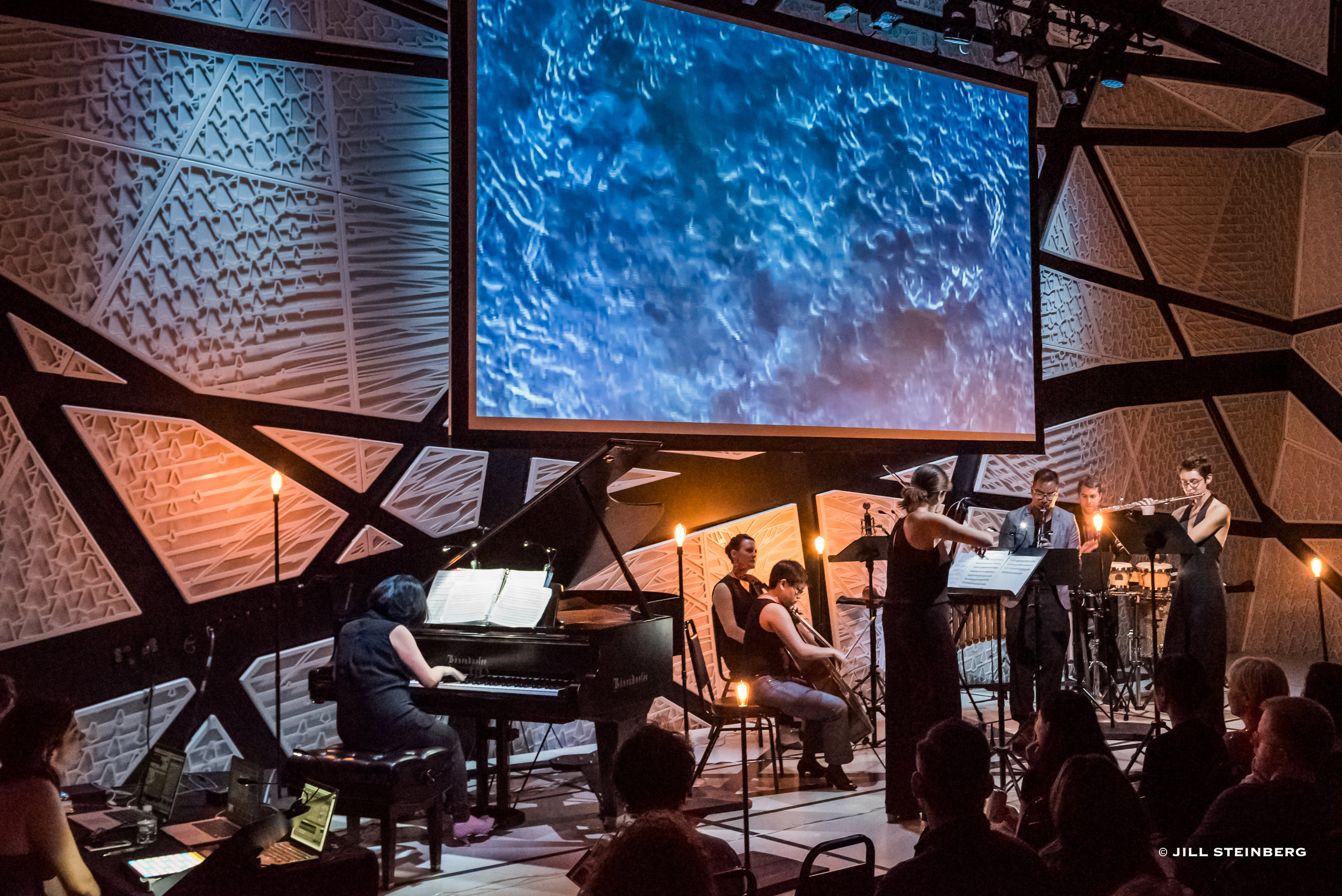 Khemia Ensemble at National Sawdust, NYC.