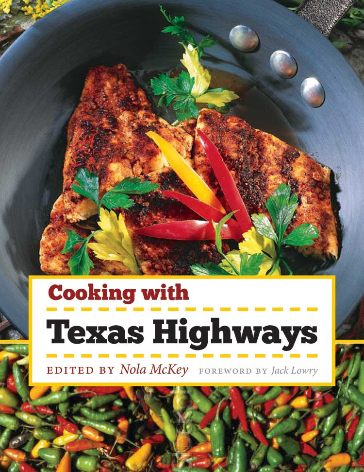 Cooking with Texas Highways , 2014