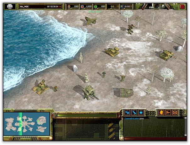 Assault Class Game UI
