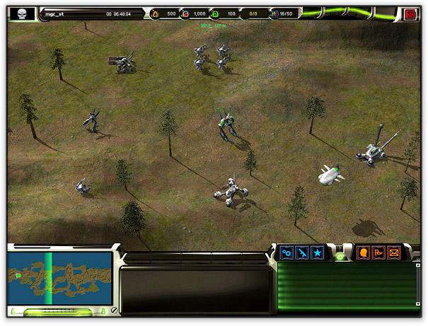 Stealth Class Game UI