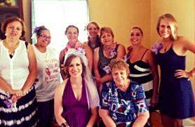 Bachelorette Party Success!!