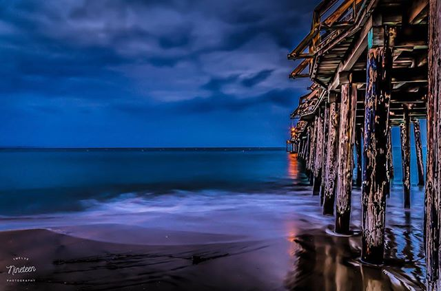 October 29, 2013 Long before I knew things about this Photography life, like over saturation.  #1219photography #pentaxk30 #sigma #pentax #ricoh #california #capitola #longexposure