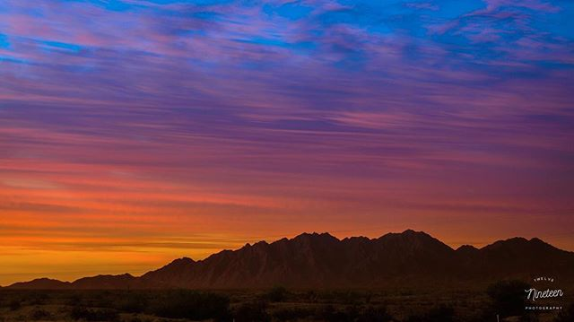 Alas... . . . #teamcanon #1219photography #arizona #sunrise