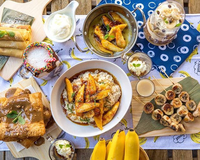Feel like some 🍌🍌🍌? Check out these great dishes from Banana Shop in Carlton  #banana #nana #bananashop #carlton #somuchbanana #theysliceit #theydiceit #theyfryit #theyboilit #theywrapit #everyonelovesbananas #ubereats #melbournefood #melbourneeats #nowlookhear