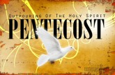 Come join us Pentecost