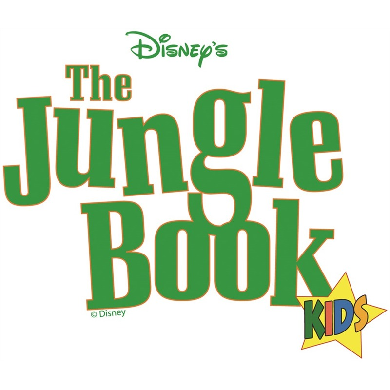 Banished by the ferocious tiger, Shere Khan, a human boy named Mowgli and his panther friend, Bagheera, are on the run in the deepest parts of the jungle. On their journey, the two meet a sinister snake named Kaa, a herd of elephants and a giant bear named Baloo, who teaches them the swingin' musical rhythms of the jungle. After surviving a dangerous encounter with a band of monkeys led by King Louie, Mowgli and Bagheera are forced to run for their lives. When Shere Khan returns, our heroes must rally their fellow animals into battle and restore peace throughout the jungle.   Disney's The Jungle Book KIDS  has a large ensemble and many strong, featured roles for good singers. Several roles, including Baloo and King Louie, are great for kids with strong comedic skills.